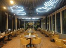 Εστιατόριο στο ξενοδοχείο Στοκ Φωτογραφίες