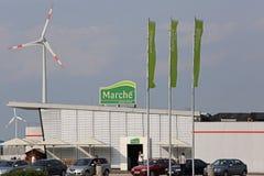 Εστιατόριο του Marche Στοκ Φωτογραφίες