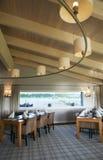εστιατόριο χωρών Στοκ εικόνα με δικαίωμα ελεύθερης χρήσης