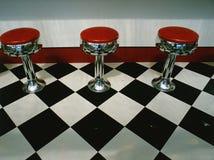 Εστιατόριο ύφους deco τέχνης Στοκ Φωτογραφίες