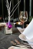 Εστιατόριο Στοκ εικόνες με δικαίωμα ελεύθερης χρήσης