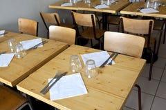 Εστιατόριο Στοκ Εικόνες