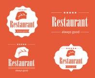 Εστιατόριο απεικόνιση αποθεμάτων