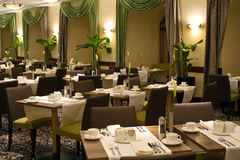 εστιατόριο στοκ εικόνα