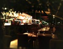 Εστιατόριο Στοκ Φωτογραφίες