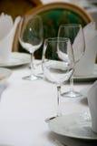 εστιατόριο Στοκ εικόνα με δικαίωμα ελεύθερης χρήσης