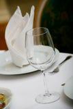 εστιατόριο Στοκ φωτογραφία με δικαίωμα ελεύθερης χρήσης