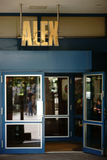 Εστιατόριο Alex Βερολίνο Στοκ εικόνα με δικαίωμα ελεύθερης χρήσης