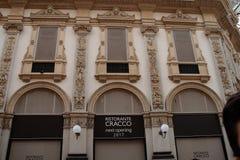 Εστιατόριο Cracco ` s Στοκ Εικόνες