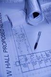 εσωτερικά έγγραφα σχεδί&omi στοκ φωτογραφία με δικαίωμα ελεύθερης χρήσης