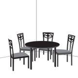 Εσωτερικά έπιπλα Πίνακας με τις έδρες Σχέδιο καθιστικών Στοκ Εικόνες