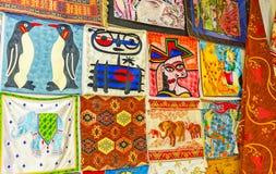 Εσωτερικά ντεκόρ στην αγορά Antalya Στοκ Εικόνες
