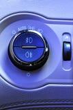 εσωτερικά σήματα λαμπτήρων αυτοκινήτων Στοκ εικόνες με δικαίωμα ελεύθερης χρήσης