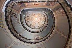 εσωτερικά σκαλοπάτια Στοκ εικόνα με δικαίωμα ελεύθερης χρήσης