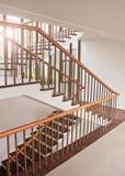 εσωτερικά σκαλοπάτια Στοκ Εικόνα