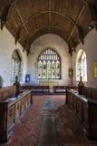 Εσωτερική άποψη της αρχαίας εκκλησίας Pevensey & Westham του ST Mary ` s στοκ φωτογραφία με δικαίωμα ελεύθερης χρήσης