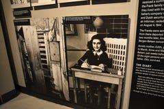 Εσωτερική άποψη του αναμνηστικού μουσείου ολοκαυτώματος, στο Washington DC, των ΗΠΑ Στοκ Εικόνα