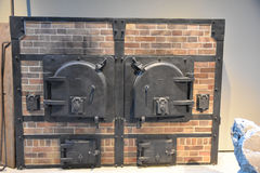 Εσωτερική άποψη του αναμνηστικού μουσείου ολοκαυτώματος, στο Washington DC, των ΗΠΑ Στοκ Φωτογραφία