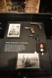 Εσωτερική άποψη του αναμνηστικού μουσείου ολοκαυτώματος, στο Washington DC, των ΗΠΑ Στοκ εικόνες με δικαίωμα ελεύθερης χρήσης