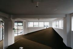 Εσωτερική άποψη του τυρολέζικου κέντρου αρχιτεκτονικής στο Ίνσμπρουκ Στοκ φωτογραφία με δικαίωμα ελεύθερης χρήσης