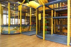 Εσωτερική είσοδος παιδικών χαρών Στοκ εικόνα με δικαίωμα ελεύθερης χρήσης