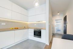εσωτερική κουζίνα σχεδί Στοκ φωτογραφίες με δικαίωμα ελεύθερης χρήσης