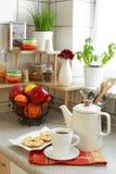 εσωτερική κουζίνα Στοκ Εικόνα