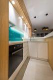 εσωτερική κουζίνα Στοκ φωτογραφία με δικαίωμα ελεύθερης χρήσης