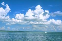 εσωτερική λίμνη Μογγολί&alph Στοκ φωτογραφίες με δικαίωμα ελεύθερης χρήσης
