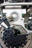 Εσωτερική μετάδοση κιβωτίων ταχυτήτων Στοκ φωτογραφία με δικαίωμα ελεύθερης χρήσης