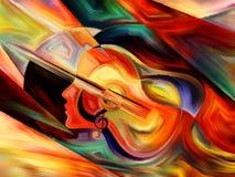 εσωτερική μουσική ζωής ελεύθερη απεικόνιση δικαιώματος