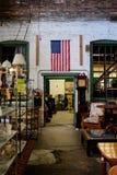 Εσωτερική παζαριών εκλεκτής ποιότητας αμερικανικού στοκ εικόνες με δικαίωμα ελεύθερης χρήσης