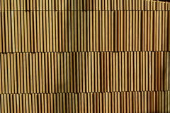 Εσωτερική πρόσοψη - ξύλινη λεπτομέρεια Στοκ φωτογραφία με δικαίωμα ελεύθερης χρήσης