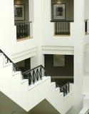 εσωτερική σκάλα Στοκ εικόνες με δικαίωμα ελεύθερης χρήσης