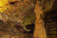 Εσωτερική σπηλιά   Στοκ Εικόνες