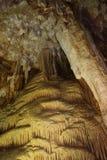 Εσωτερική σπηλιά   Στοκ φωτογραφία με δικαίωμα ελεύθερης χρήσης