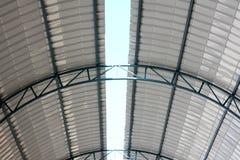 Εσωτερική στέγη Στοκ φωτογραφία με δικαίωμα ελεύθερης χρήσης