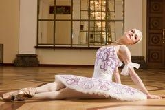 εσωτερικοί πλούσιοι ballerina Στοκ φωτογραφία με δικαίωμα ελεύθερης χρήσης