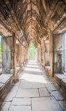 Εσωτερικός ένας ναός Στοκ φωτογραφίες με δικαίωμα ελεύθερης χρήσης