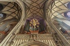 Εσωτερικός καθεδρικός ναός του ST Stephen Στοκ φωτογραφία με δικαίωμα ελεύθερης χρήσης