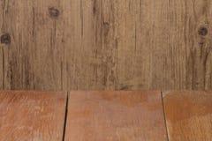 εσωτερικός ξεπερασμένος παλαιός αγροτικός ρωσικός ξύλινος Στοκ Φωτογραφίες