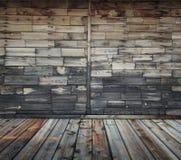 εσωτερικός ξύλινος Στοκ Εικόνες