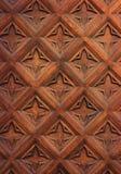 εσωτερικός ξύλινος πορτώ Στοκ εικόνες με δικαίωμα ελεύθερης χρήσης