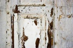 εσωτερικός ξύλινος πορτώ Στοκ Εικόνα