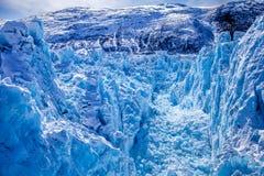 Εσωτερικός πάγος της Γροιλανδίας Στοκ Φωτογραφία