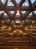 Εσωτερικός σταθμός μετρό Στοκ Εικόνες