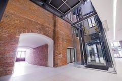 εσωτερικός σύγχρονος αρχιτεκτονική σύγχρονη Στοκ Εικόνες