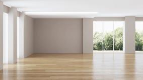 εσωτερικός σύγχρονος σπιτιών επισκευές διανυσματική απεικόνιση