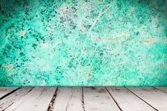 Εσωτερικός τρύγος δωματίων με το ξύλινο πάτωμα Στοκ φωτογραφίες με δικαίωμα ελεύθερης χρήσης