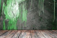 Εσωτερικός τρύγος δωματίων Στοκ Φωτογραφία